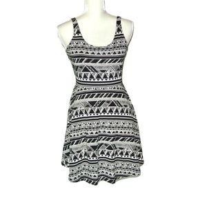 Victoria's secret PINK Chevron Print Dress Skater